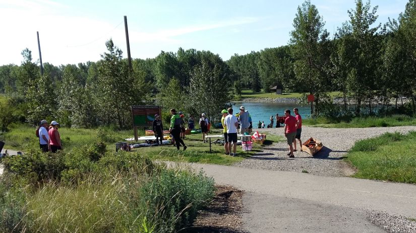 Calgary River Access Strategy – Update January2018