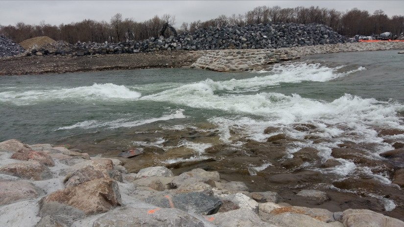 Bow River Instream Work -2017 Update
