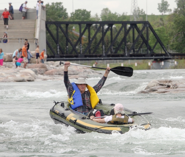 City of Calgary River Flow Advisory – Keep Off the Bow River