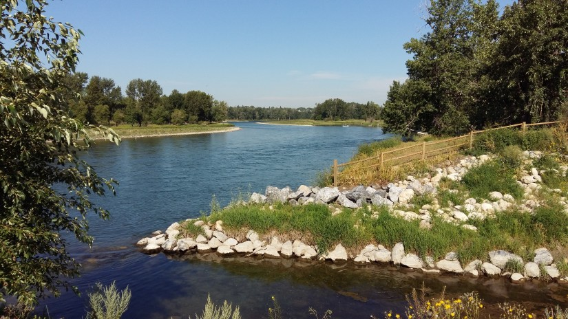 Calgary's River Access Strategy Starts To Takes Shape.