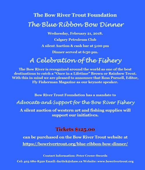 CPC Blue Ribbon Bow Dinner